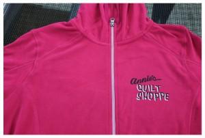 Annie's Quilt Shop Jacket