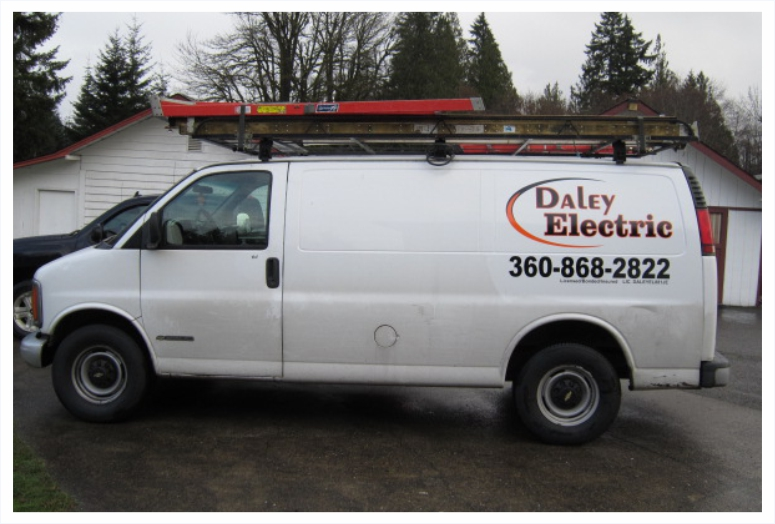 Daley Electric Truck