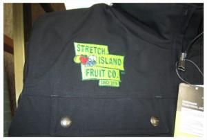Stretch Island Fruit Company Jacket