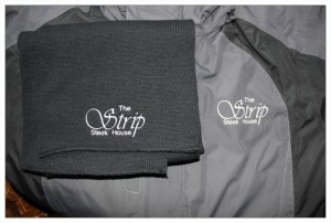 The Strip Embroidery