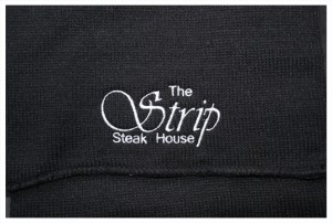 The Strip Embroidery Scarf